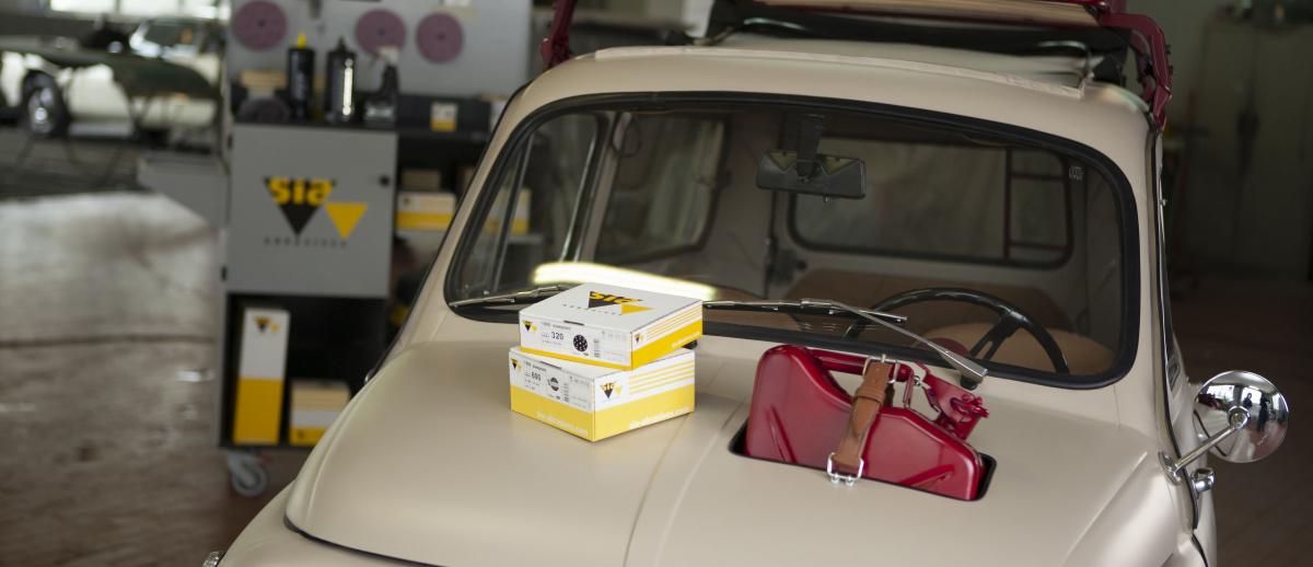 Restauro auto d'epoca: siete pronti a partire?
