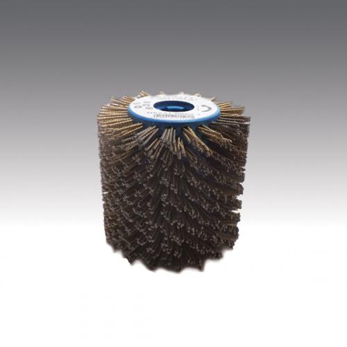 Key way flap in acciaio filo trefolo